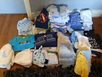 baby boys clothing bundle over 100 items