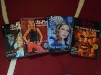 Buffy the Vampire Slayer and Angel books
