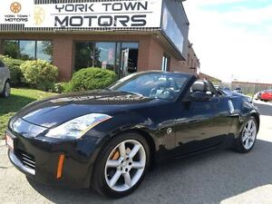 2005 Nissan 350Z ROADSTER GRAND TOURING | LOW KM | NO ACCIDENTS