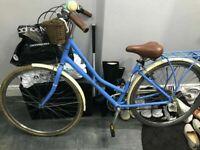 """Pendleton Somerby Dutch style hybrid town city bike 17"""" frame size Womens Bike"""