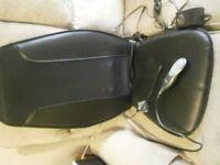 HoMedics Back Massager chair pad black