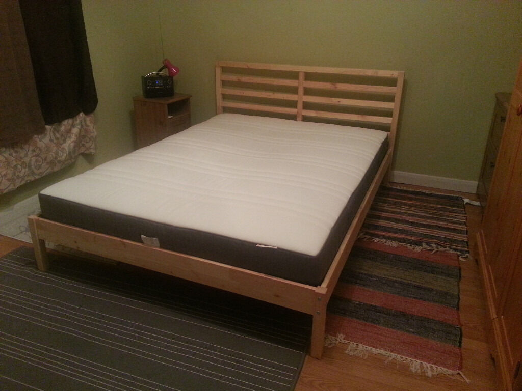 Bed With Mattress For Sale On Gumtree