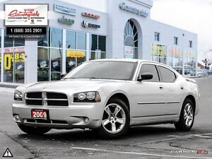 2009 Dodge Charger SXT *LEATHER & SUNROOF*