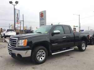 2012 GMC Sierra 1500 Extended Cab 4X4 ~Low Low Km's ~Chrome Side