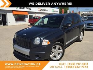 2007 Jeep Compass Limited LEATHER ! FULLY LOADED! 4X4