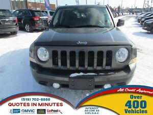 2015 Jeep Patriot High Altitude| 4X4 | ROOF | HEATED SEATS