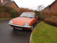 1979 Cavalier MK1 (1600L manual) in Excellent condition, lovely drive, no rust or rot. 49000 miles