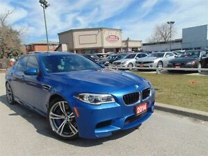 2014 BMW M5 EXECUTIVE PKG-560HP!!!-CDN CAR-H.U.D