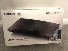 4K HD DVD player