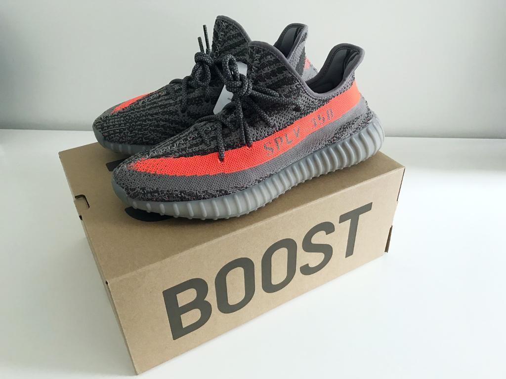 Adidas Yeezy Boost 350 V2 Beluga Size 14 with Receipt
