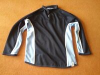 Cromer Academy Anglia Sportswear Long Sleeve Reversible PE Jersey