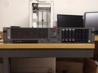 HP Proliant DL380 Generation 5 Rackmount Server - Very High Specification!