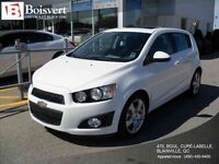 2014 Chevrolet Sonic TOIT/CAMERA DE RECULE/BLUETOOTH