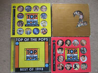 Job lot of Four Top Of The Pops CD's Will split & sell as single CD