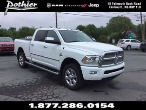 2014 Ram 3500 Longhorn | DIESEL | LEATHER | SUNROOF |