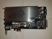 ASUS Xonar STX Sound Card 2