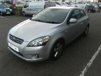 2010 60 KIA CEED 1.6 PRO CEED 2 CRDI ECODYNAMICS 3D 89 BHP***GUARANTEED FINANCE***PART EX WELCOME***