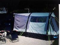 Kampa travel pod mini air L driveaway awning fits T4,T5,T6, etc