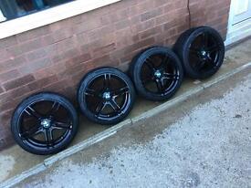 BMW Alloy Wheels 18''
