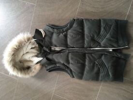 Ladies gilet - size 12 - really good condition