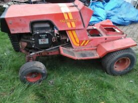 Westwood T1600 1993 Twin 16 Ride on lawnmower