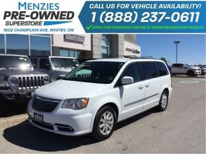 2016 Chrysler Town & Country Touring Power Doors, Bluetooth, Rea