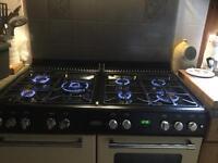 Belling 100 GT Double Oven Range Cooker