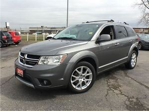 2012 Dodge Journey R/T**AWD**LEATHER**REMOTE START**BLUETOOTH**