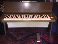 Hohner Pianet N with Underbelly Amp SUPER DOOPER RARE!! Beatles, Roxy Music, Zombies