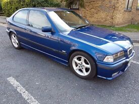 FOR SALE BMW 3 SERIES 1.9 M SPORT MANUAL LOW MILAGE sold sold