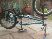 Mongoose BMX good project bike already works perfectly