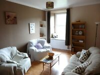 Bright, Spacious, Lovely 2-Bedroom Flat in West End/City Centre