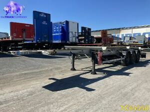 General Trailer Container Transport