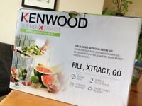 Kenwood Blend Xtract new in the box only £18