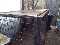 Steel Gas Storage cage