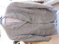 Harris Tweed Jacket - Burton Menswear