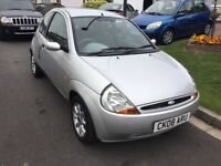 Ford ka 1.3 special edition style 2008 facelift model 3 door hatch mot Feb 2019 one owner