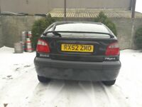 Selling Good conditions Renault Megane,2002,1.4 petrol,no MOT.07448417775