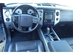 2014 Ford Expedition Max Limited 4x4 w/ Luggage Rack, 64,064 KMs Edmonton Edmonton Area image 4