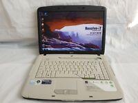 Acer Aspire 5715z, Dual Core, 160gb HDD, 3gb Memory, Windows 7 - 30 Day Warranty