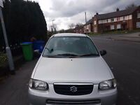 Suzuki very low mileage CHEAP!!!!!!!!