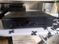 Household goods - neff double oven, microwave, cambridge amplifier, Bose & Linn speakers