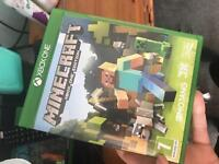 Mincraft for Xbox one