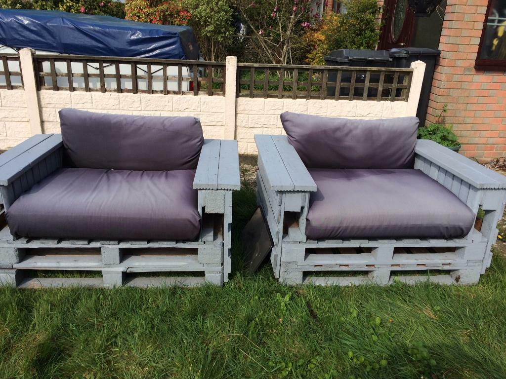 Homemade Pallet Garden Furniture In Bournemouth Dorset Gumtree