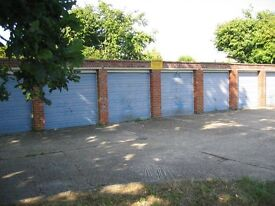 Lock -up Garage at the rear of Sussex Court, 77 High Street, Knaphill, Surrey, GU21 2QB