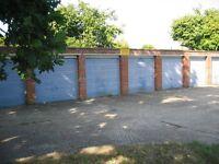 Lock -up Garage at the rear of Sussex Court, 77 High Street, Knaphill, Surrey, GU21 2QB