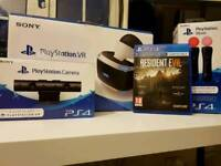 PLAYSTATION VR BUNDLE NEW BOXED