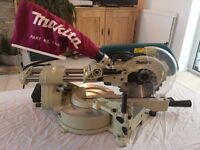 Makita LS0714 - Mitre Saw - Used, In perfect working order