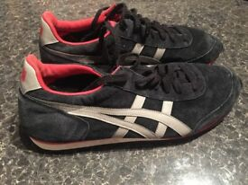 ASICS ONITSUKA TIGER IN FANTASTIC CONDITIONS SIZE 42.5 ONLY 15!!!