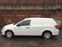 Vauxhall Astra club ecoflex van euro 5 1.7 cdti 6 speed white 2012 no vat to pay!